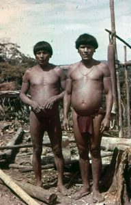 F-04869-Indigenas-Yanomami-Amazonas-Venezuela-1966-Carmen-Dyna-Guitian-Pedrosa