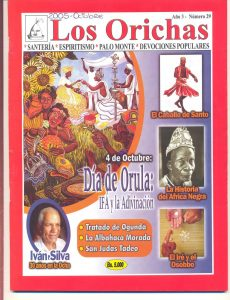 029-P-Revista Los Orichas