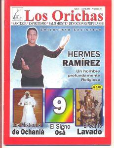 035-P-Revista Los Orichas