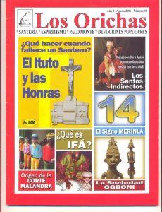 040-P-Revista Los Orichas