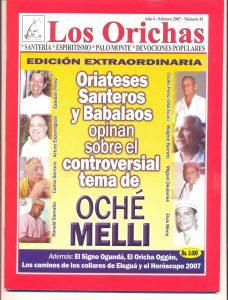 045-P-Revista Los Orichas