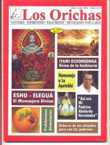 062-P-Revista Los Orichas