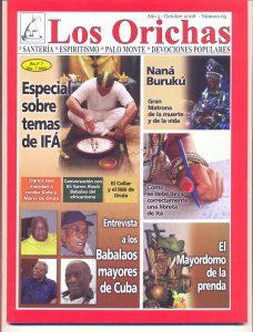 065-P-Revista Los Orichas