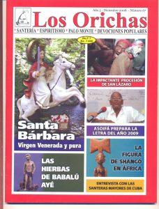 067-P-Revista Los Orichas