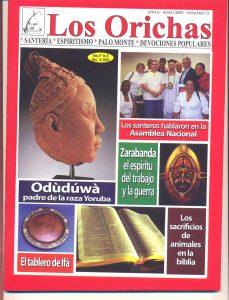 072-P-Revista Los Orichas
