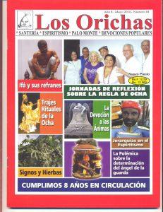 084-P-Revista Los Orichas