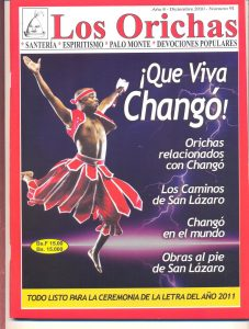 091-P-Revista Los Orichas