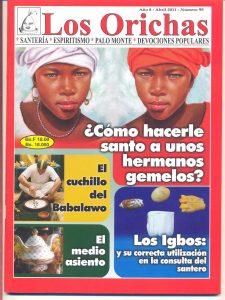095-P-Revista Los Orichas