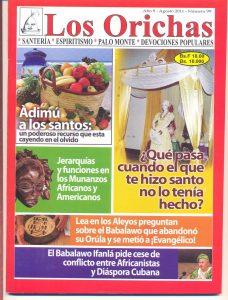 099-P-Revista Los Orichas