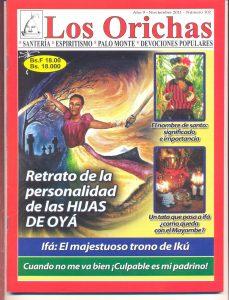 102-P-Revista Los Orichas