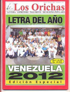 104-P-Revista Los Orichas