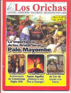 106-P-Revista Los Orichas