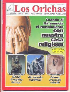 108-P-Revista Los Orichas