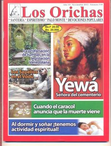 114-P-Revista Los Orichas
