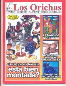 117-P-Revista Los Orichas