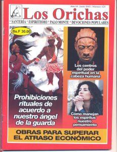 121-P-Revista Los Orichas