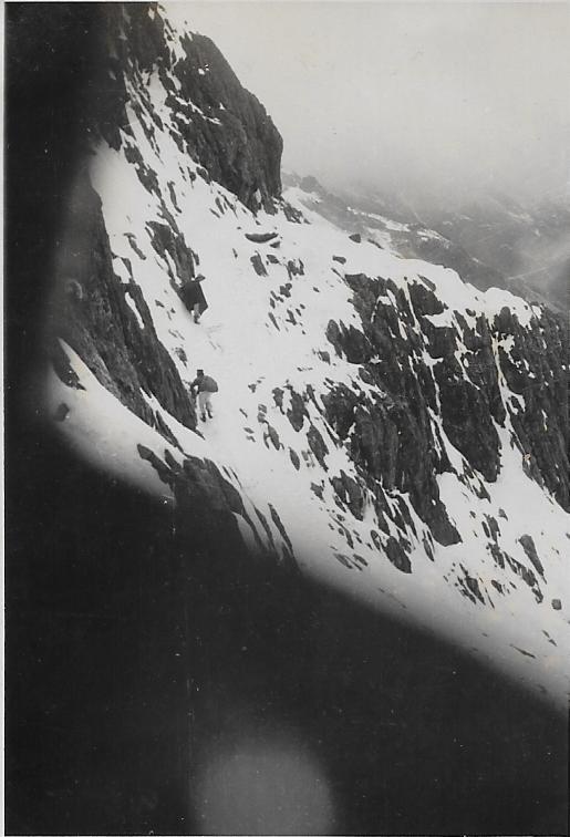 F-09804-Escalada-Pico-Bolivar-Merida-1954-EJGP