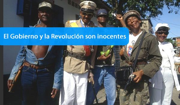 Enrique Alí González Ordosgoitti.-El Gobierno y la Revolución son Inocentes.
