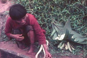 F-04915-Indigenas-Yanomami-Amazonas-Venezuela-1966-Carmen-Dyna-Guitian-Pedrosa
