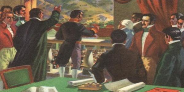 Enrique Alí González Ordosgoitti.-Las Rupturas de América Latina con España y Francia en el siglo XIX. (A propósito del 19 de Abril de 1810).