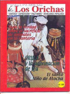 002-P-Revista Los Orichas
