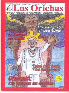 003-P-Revista Los Orichas