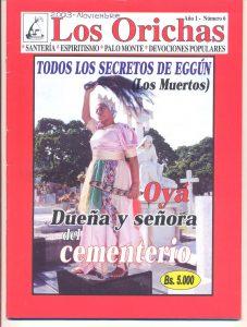 006-P-Revista Los Orichas