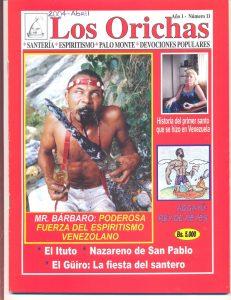011-P-Revista Los Orichas
