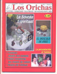 012-P-Revista Los Orichas