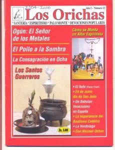 013-P-Revista Los Orichas