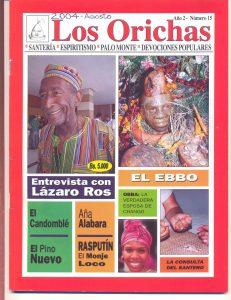 015-P-Revista Los Orichas