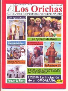 017-P-Revista Los Orichas