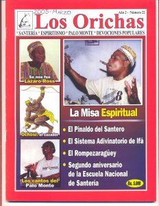 022-P-Revista Los Orichas