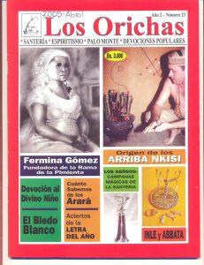 023-P-Revista Los Orichas