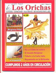 024-P-Revista Los Orichas