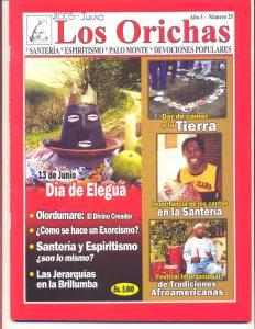 025-P-Revista Los Orichas