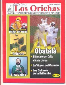 026-P-Revista Los Orichas