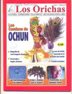 028-P-Revista Los Orichas