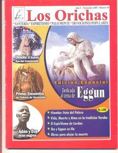030-P-Revista Los Orichas
