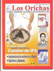 033-P-Revista Los Orichas