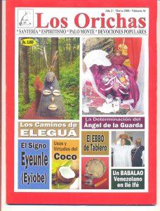 034-P-Revista Los Orichas