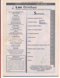 035-I-Revista Los Orichas