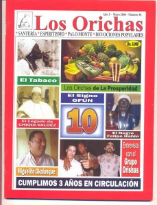 036-P-Revista Los Orichas