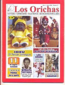 037-P-Revista Los Orichas