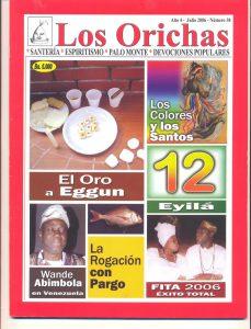 038-P-Revista Los Orichas