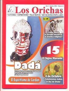 041-P-Revista Los Orichas