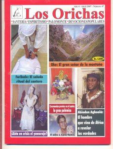 047-P-Revista Los Orichas