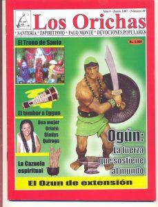049-P-Revista Los Orichas