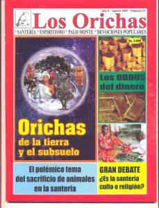 051-P-Revista Los Orichas