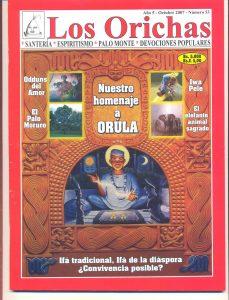 053-P-Revista Los Orichas